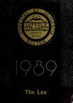 Suffolk University Law School Lex yearbook, 1989 by Suffolk University Law School