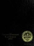 Suffolk University Law School yearbook, 1993 by Suffolk University Law School
