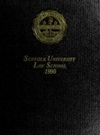 Suffolk University Law School yearbook, 1995