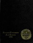 Suffolk University Law School yearbook, 1996