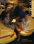 Suffolk University Magazine, Summer 1995