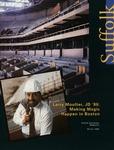 Suffolk University Magazine, Winter 1995
