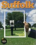 Suffolk Alumni Magazine, Spring/Summer 2014 by Suffolk University