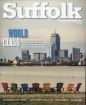 Suffolk Alumni Magazine, Winter 2015 by Suffolk University