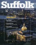 Suffolk Alumni Magazine, Fall 2016 by Suffolk University