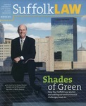 Suffolk University Law Alumni Magazine, winter 2013