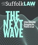Suffolk University Law School Alumni Magazine, Winter 2016/Spring 2017 by Suffolk University Law School