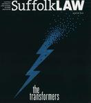 Suffolk University Law School Alumni Magazine, Winter 2018