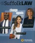 Suffolk University Law School Alumni Magazine, Spring 2019