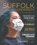 Suffolk University Alumni Magazine, Fall 2020 issue