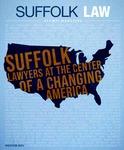 Suffolk University Law School Alumni Magazine, Winter 2021 issue