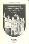The Heritage Series: Suffolk University College of Liberal Arts and Sciences by David L. Robbins