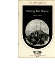 The Heritage Series: Setting the Scene by David L. Robbins