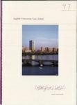 Suffolk University Law School Catalog, 1996-1997