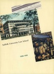 Suffolk University Law School Catalog, 1998-1999