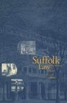 Suffolk University Law School Catalog, 2000-2001