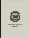 Suffolk University Law School Catalog, 2006-2007 by Suffolk University Law School