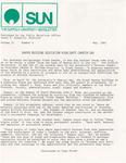 Suffolk University Newsletter (SUN), vol. 11, no. 4, 1982