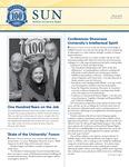 Suffolk University Newsletter (SUN), vol. 33, no. 2, 2007