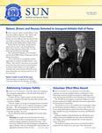 Suffolk University Newsletter (SUN), vol. 33, no. 3, 2007