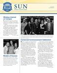 Suffolk University Newsletter (SUN), vol. 33, no. 4, 2007