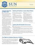 Suffolk University Newsletter (SUN), vol. 33, no. 8, 2007