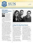 Suffolk University Newsletter (SUN), vol. 34, no. 4, 2008