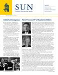 Suffolk University Newsletter (SUN), vol. 34, no. 5, September 2008