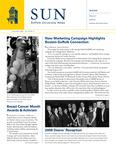Suffolk University Newsletter (SUN), vol. 34, no. 6, 2008