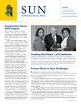 Suffolk University Newsletter (SUN), vol. 35, no. 1, 2009