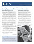 Suffolk University Newsletter (SUN), vol. 37, no. 1, 2011