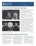 Suffolk University Newsletter (SUN), vol. 37, no. 3, 2011