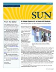 Suffolk University Newsletter (SUN) electronic edition, October 2011